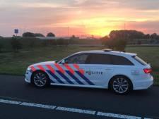 Bizarre waslijst aan overtredingen door viertal in leaseauto op A28: 'Je gelooft het niet'