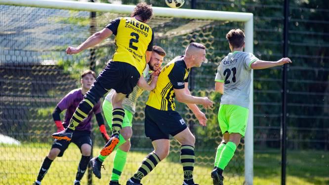 Corona teistert voetbalclub Columbia, trainingen en zondagwedstrijd afgelast