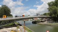 Nieuwe dorpsbrug Ingelmunster donderdagmiddag open voor alle verkeer