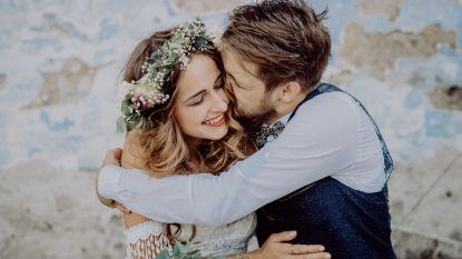 Dit zijn de trouwtrends voor bruiden in 2018 volgens Pinterest