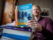 Het verhaal van Eduard en zijn dyslexie op Hogeschool Windesheim in Zwolle: 'Er werd een wanprestatie geleverd'