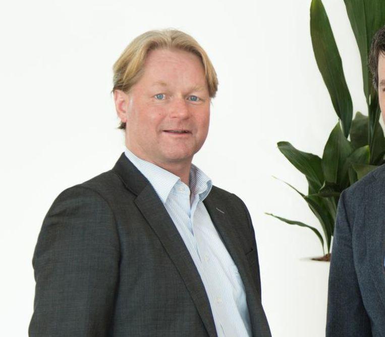 Hugo van der Linde, CEO van digitale kaartenmaker AND International Publisher. Beeld