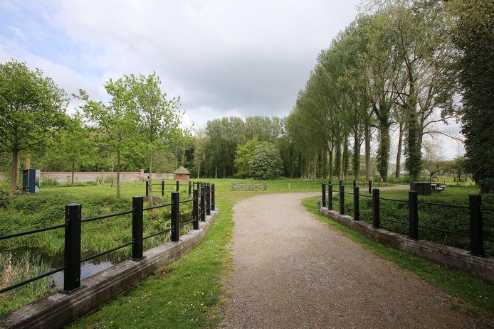 Brugge Koolkerke domein Fort Van Beieren