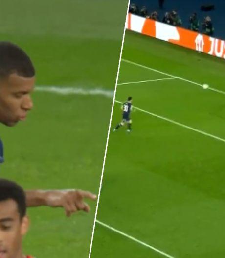 """Mbappé sur le penalty offert à Messi: """"Normal, c'est le meilleur joueur du monde"""""""
