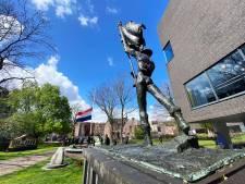 VVD en 50Plus willen Slavernijmonument ook in het Vrijheidspark, 'Alle monumenten even belangrijk'