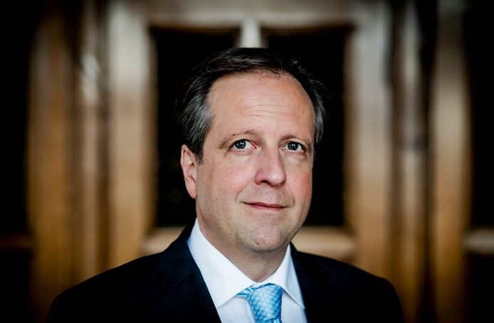 Alexander Pechtold, fractievoorzitter en lijsttrekker van D66