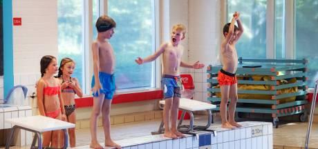 Eindelijk weer naar zwemles in De Gelenberg