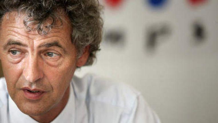 D66'er Roger van Boxtel. Foto GPD Beeld