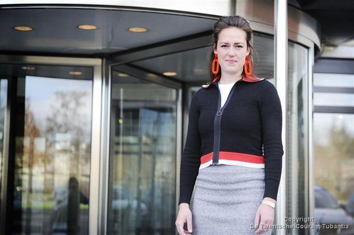 Hanneke Fauser.
