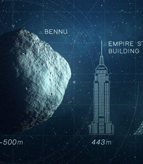 Bennu, l'astéroïde qui préoccupe la NASA