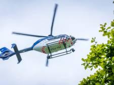 Politiehelikopter landt tijdens broedseizoen in weidevogelgebied: 'Dit was niet zo handig'