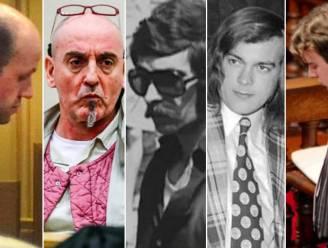 Van 'vampier' over 'wolf in schaapskleren' tot 'de zonnebril': ook deze moordenaars uit ons land kregen levenslang