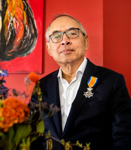Ridder Juan Seleky: 'Ik ben niet echt een vechter, wel een doorzetter'