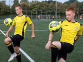 Nieuwkoop-broers willen graag een seizoen samen spelen bij Tholense Boys