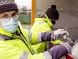 Opletten geblazen voor naalden in sluikstort in 'De Vuilste Jobs van Vlaanderen'