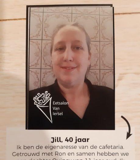 Geen voetbal- maar personeelsplaatjes bij Van Iersel in Tilburg: 'Zo weten klanten wie ze aan de deur krijgen'