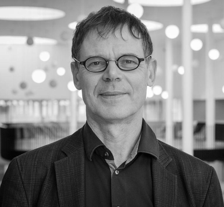 Bas van den Putte is hoogleraar Gezondheidscommunicatie aan de Universiteit van Amsterdam. Beeld