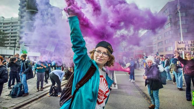 Jesse (16) voert actie met Extinction Rebellion: 'Mijn toekomst wordt afgepakt waar ik bijsta'