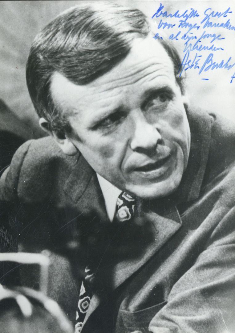 Aster Berkhof was een van de eerste bewust mediagenieke auteurs. Beeld Letterenhuis