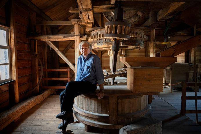 Oud-ambtenaar Gerrit Keunen vindt dat molens, zoals de Venbergse watermolen in Valkenswaard, niet alleen als cultuurhistorisch erfgoed moeten worden beschouwd.