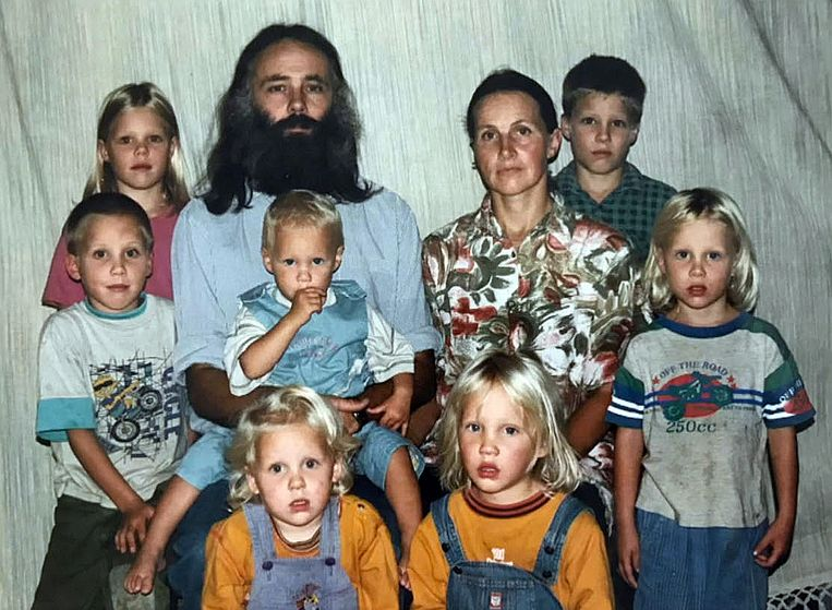 Beeld uit de docu De kinderen van Ruinerwold Beeld BNNVARA