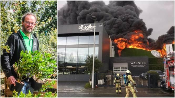 """Hoe tuinbouwer Henk (58) na verwoestende brand niet één klant verloor: """"Bij zo'n tegenslag schrik je soms van wat een mens allemaal kan"""""""
