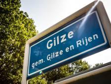 Gilze en Rijen wimpelt overdracht historische hittewimpel door Warnsveld af