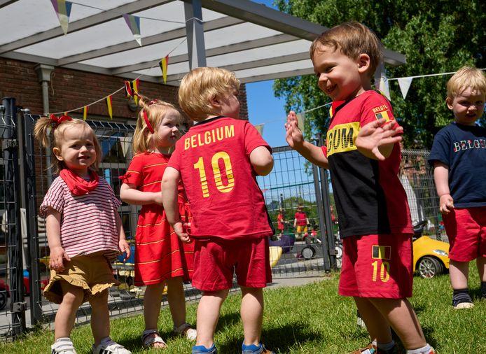 Red Challenge Bierbeek Groepsopvang De Pagaddertjes