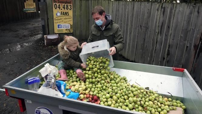 De Zonnegloed vraagt opnieuw om groenten en fruit voor dieren