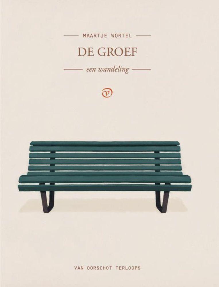 Maartje Wortel, De groef, Van Oorschot, 70 p., 12,50 euro. Beeld rv
