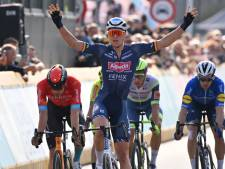 Tour du Benelux: Tim Merlier triomphe dans une première étape marquée par des bordures