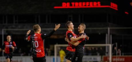 Voormalig talent van Vitesse schiet bij De Treffers frustratie van zich af