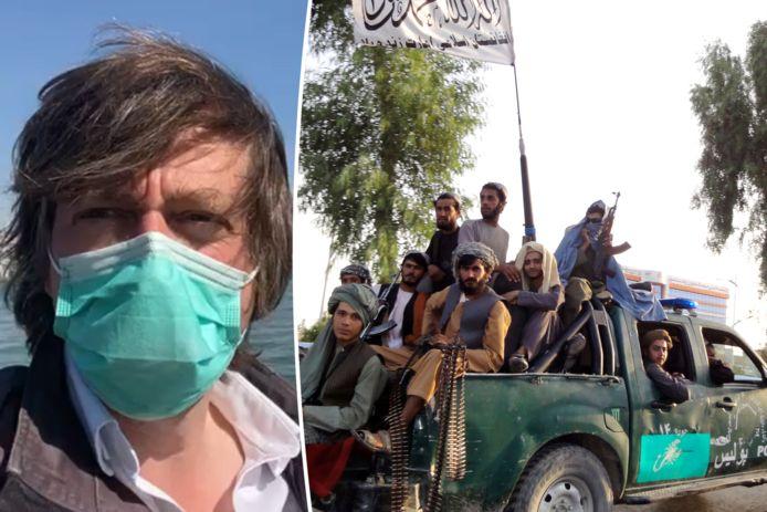 Oorlogsjournalist Robin Ramaekers analyseert de situatie in Afghanistan.