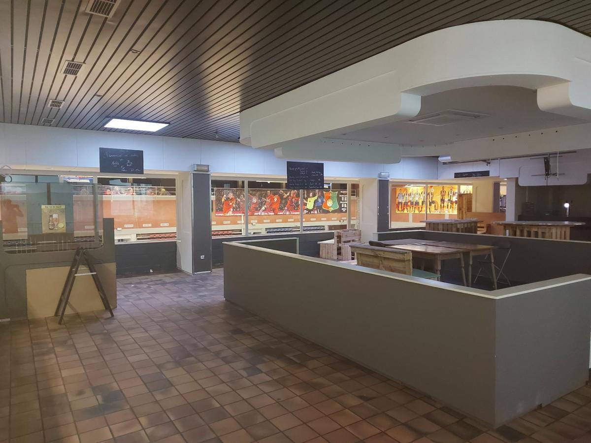 AG Vespa, de vastgoedbeheerder van de stad Antwerpen, is op zoek naar een uitbater voor de cafetaria op de eerste verdieping van sporthal Sorghvliedt in Hoboken.