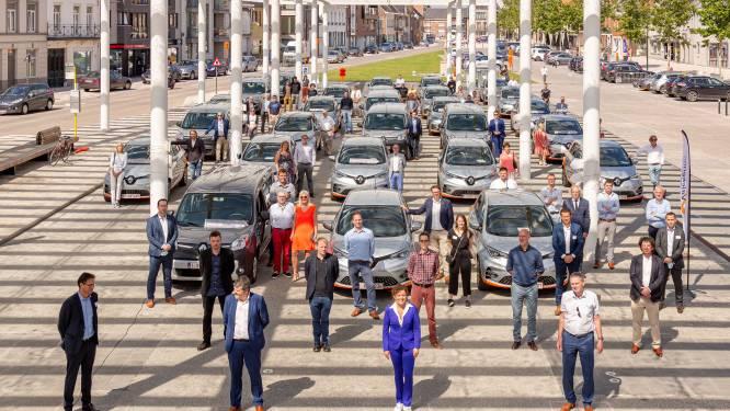 """Elektrische deelwagens meer dan 100 keer de baan op in eerste zes maanden: """"Kleine opleiding moet inwoners nog  warmer maken voor deelwagens"""""""