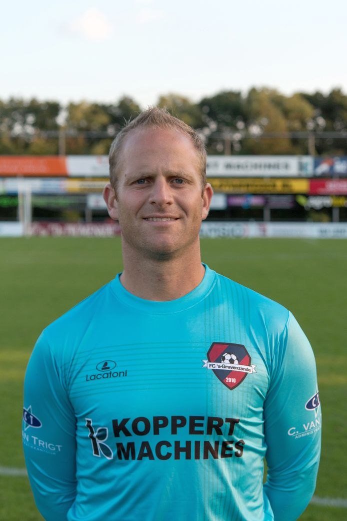 Danny Koning FC 's-Gravenzande.