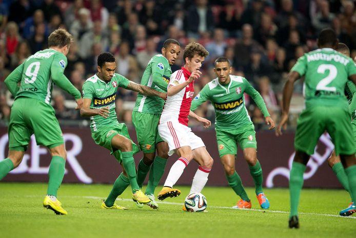 Wordt FC Dordrecht - Ajax straks werkelijkheid?