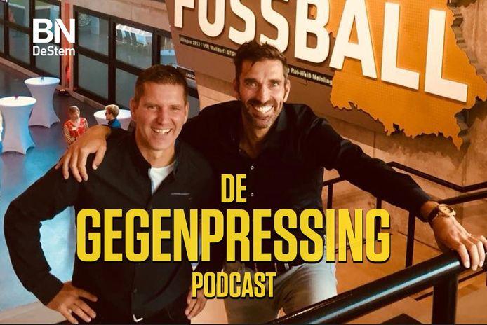 De broers Arno en Johan Gabriëls waren als kind verstokte NAC-supporters en schopten het tot het eerste elftal.