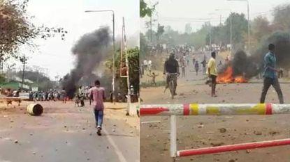 "Jacht op ""vampieren"" in Malawi duurt voort: menigte steekt man in brand"