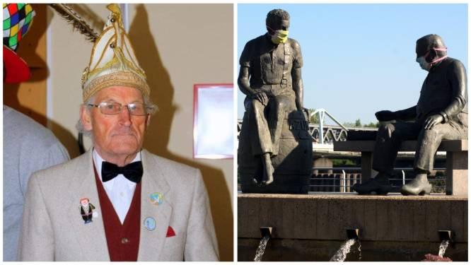 Carnavalspionier Marcel Phillipaert op 93-jarige leeftijd overleden