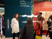 Eindhovense burgemeester onder de indruk van designbeurs in Milaan