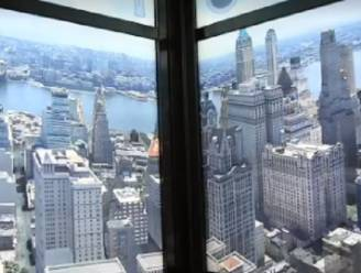 Maak een ongelofelijke reis door de tijd in nieuwe liften One World Trade Center