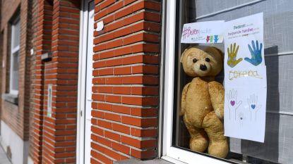 Met deze teddyberenkaart kan je jouw berenjacht-route uitstippelen