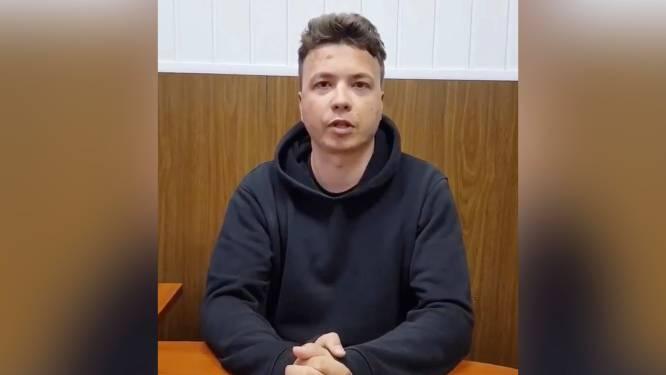 """Ouders Protasevitsj vragen om internationale druk voor vrijlating zoon: """"Ik smeek jullie, help me om mijn zoon vrij te krijgen"""""""