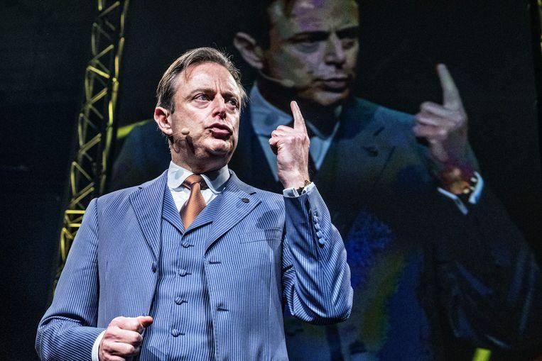 Bart De Wever openhartig in 'Zeven politieke dromers', het nieuwe boek van Lisbeth Imbo. Beeld Tim Dirven