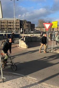 Utrecht schept orde in chaos op fietspad langs Smakkelaarsveld