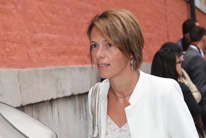 Caroline Désir, ministre de l'Enseignement obligatoire.