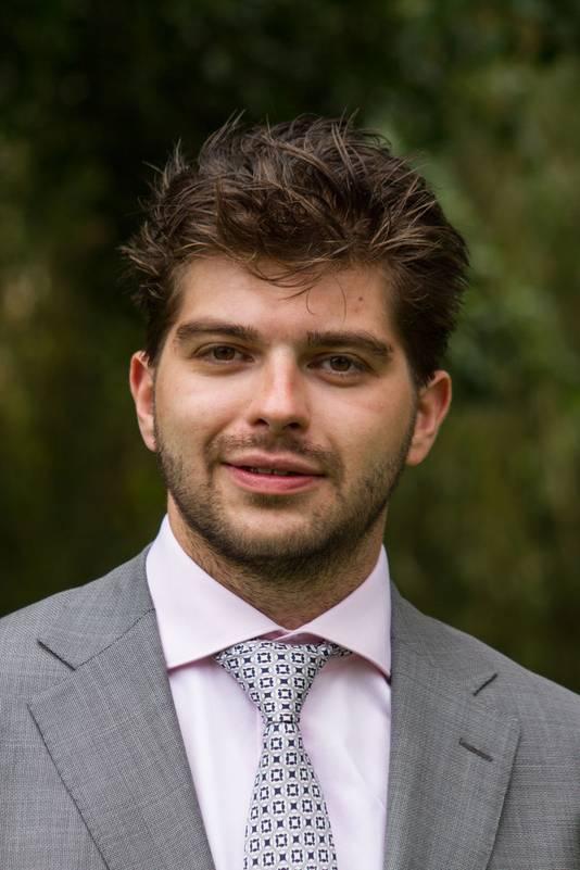 Sander Balogh, Student Smart Mobility