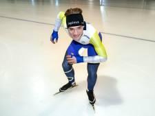 'Ik streef naar Mika-waardig schaatsen'