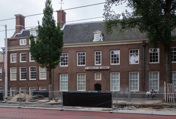 De commissie onderschrijft wel dat het Amsterdam Museum moet worden verbouwd.